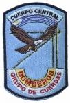 Cuerpo Central-Uruguay