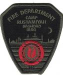 Rustamiyan Base Militar Usa-Irak