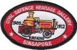Civil-Defence-Singapure-Asia