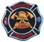 Firefigter-Singapur-Asia