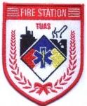Tuas Fire Station-Singapur-Asia