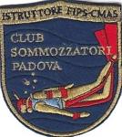 Padova-Sommozzatori-Italia