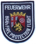 Fire-Protection-Flight Air-base-Alemania